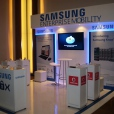 Samsung / Vodacom CSO Summit - Monte Casino & Sun City ‐ Manufacture and install