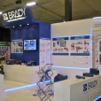 IFSEC – Brady build and breakdown